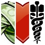money-love-health